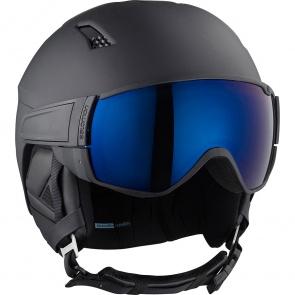 Salomon Driver S Helmet Black Univ