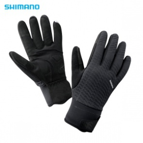 Shimano Gloves Wind Braker Thermal Reflective