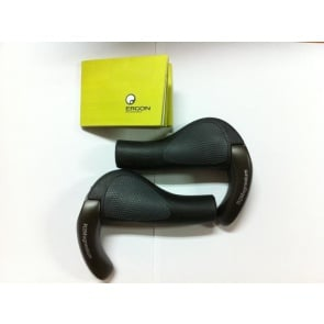 Ergon R2 magnesium bicycle grips and bar ends
