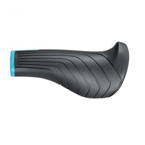 Erogon G210 bicycle handle grips gray blue