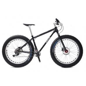 Anvil Fatgear Alpha XT M8000 2x11sp Fatbike Custom Full kit Black