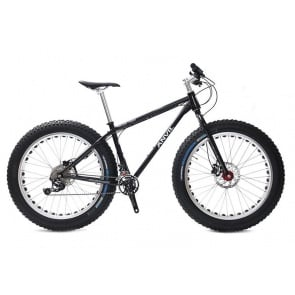 Anvil Fatgear Alpha Fatbike Custom kit without Train Parts Black