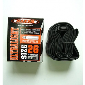 Maxxis Ultralight Mountain Bike Inner Tube 26x1.9~2.125
