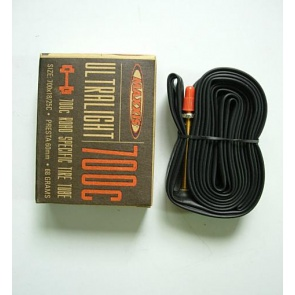 Maxxis Ultralight Road bike Inner Tube 700x18~25C 60mm