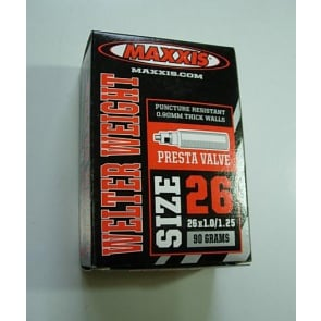 Maxxis WalterWeight Mountain Bike Tube 26x1.0~1.25