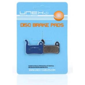 Unex Shimano Disc Brake Pad XTR, XT, LX Organic