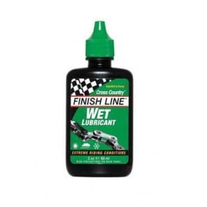 Finishline Wet Lubricant Lube 60ml bicycle oil