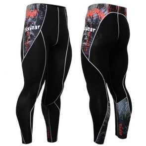 Fixgear Baselayer Compression Pants Tights P2L-30-USG