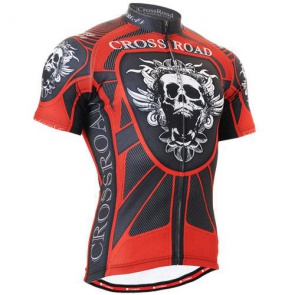 Fixgear Bicycle Cycling Mens Jersey Short Sleeves CS1202