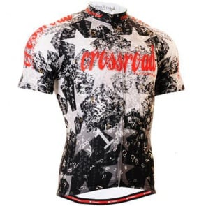 Fixgear Bicycle Cycling Mens Jersey Short Sleeves CS2402