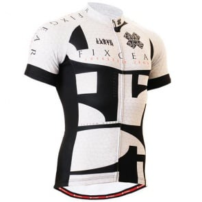 Fixgear Bicycle Cycling Mens Jersey Short Sleeves CS3402