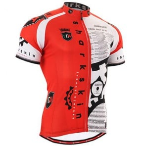 Fixgear Bicycle Cycling Mens Jersey Short Sleeves CSG402