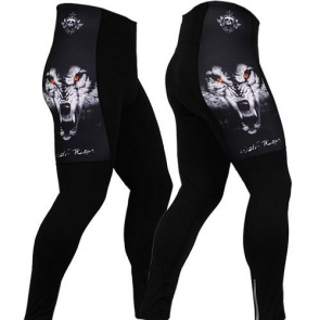 Fixgear Bicycle Cycling Mens Tights Gel Padded LT18