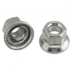 SOMA FRONT TRACK NUTS 9mm PAIR
