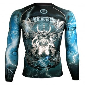 Btoperform Athena FX-104 Compression Top MMA Jersey Shirts