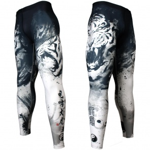 Btoperform Roaring Tiger Full Graphic Compression Leggings FY-138