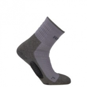 Rexy Grand-Slam Balance Mid Socks Grey