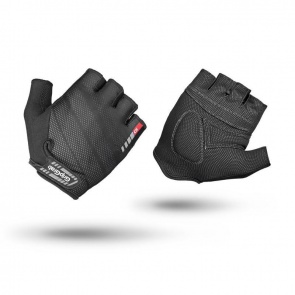 GripGrab Rouleur Short Finger Gloves-Black