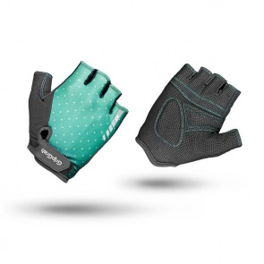 GripGrab Women's Rouleur Short Finger Gloves-Green