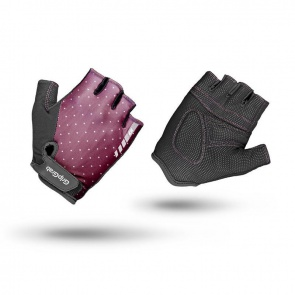 GripGrab Women's Rouleur Short Finger Gloves-Purple