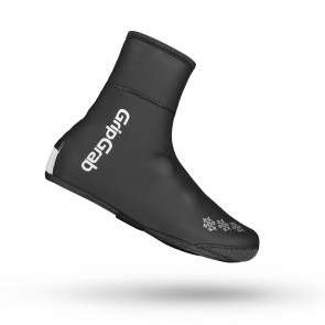 GripGrab Arctic Shoe Cover Black