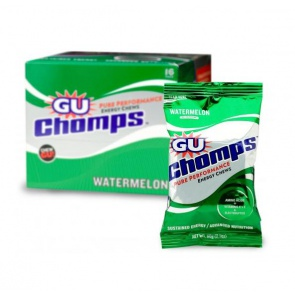 GU Chomps Energy Chews 1box