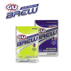 GU Electrolyte Brew Energy Power Pack 34g