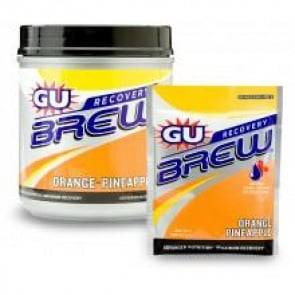 GU Recovery Brew Energy Powder