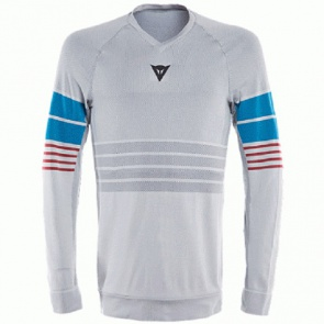 Dainese Long Sleeves Jersey HG JERSEY 1 WhiteBlue