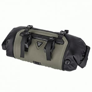 Topeak Handdle Bar Bag FrontLoader 8L Green