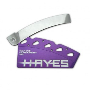 Hayes Feeler Gage Caliper Alignment Tool