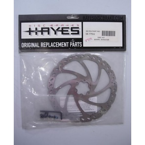 Hayes V8 203mm 8inch Bike Disc Brake Rotor 98-17552
