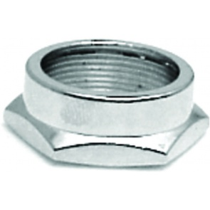"ACTION 1"" STEEL CHROME HEADSET LOCKNUT"