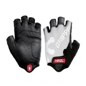 Hirzl grippp cycling gloves tour ff kangaroo half fingers