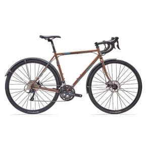Cinelli Hobootleg Easy Travel Bike Brown Sugar 2021 Sora STI
