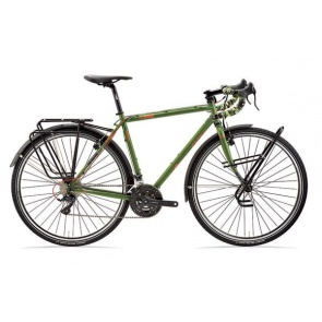 Cinelli Hobootleg Green Monkey Touring Bike