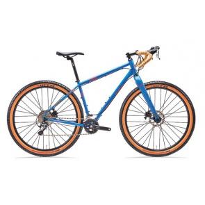 Cinelli Hobootleg Geo Bicycle Indigo Tiagra