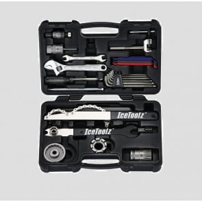 IceToolz 82F1 Bike Tool Kit Set Mechanic Essencial