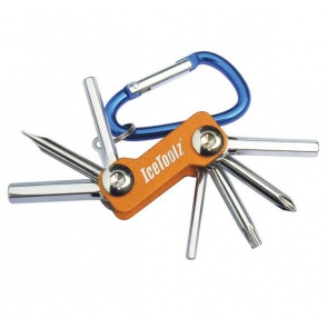 Icetoolz 98M1 multi tool bivycle bike emergency 62g