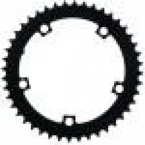 Pake Track Bicycle Chainring 1-8inch 130mm Black