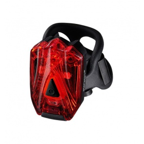 Infini I-206R 3LED USB Rechargeable Safety Rear Lamp Light