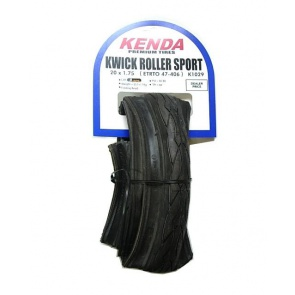 Kenda KwickRoller Sports Commute Tire tyre 20x1.75 406