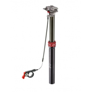 Kindshock supernatural remote bicycle seatpost