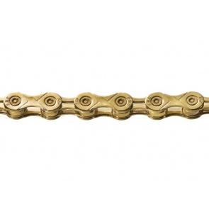 KMC x10L 10speed bicycle chain ti-n gold