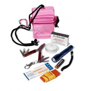 Lifeline Waterproof Survival Kit Outdoor Rescue