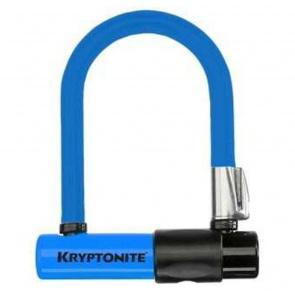 KRYPTONITE U-LOCK COLOR SKINS - LT BLUE