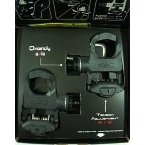 Look Keo Classic Road Bike Pedals Black