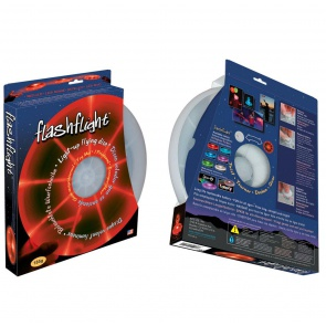 NITE IZE FLASHFLIGHT DISC RED