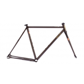 Cinelli MASH Work Frameset - Smoked Clear