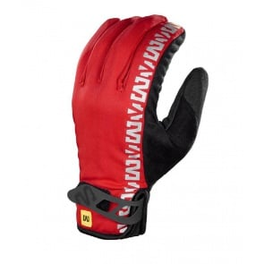 Mavic Inferno Gloves Bicycle Cycling Red